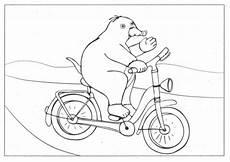 Ausmalbild Conni Fahrrad Ausmalbilder Fahrrad Fahren