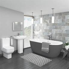Grey Bathroom Ideas Uk by 8 Most Popular Bathroom Colours For 2018