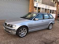 2003 Bmw 318i Se Touring Silver In Portsmouth Hshire