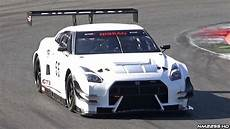 2016 nissan gt r nismo gt3 testing on track amazing