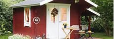 Kleines Gartenhaus Schwedenstil - gartenhaus im schwedenstil gartenhaus2000 magazin