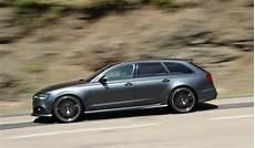 Audi Rs6 Avant Premier Essai