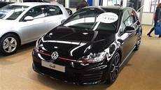 Golf 7 Gti Schwarz - volkswagen golf 7 gti 2015 in depth review interior