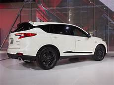all new 2019 acura rdx ups the aggression and tech autotribute