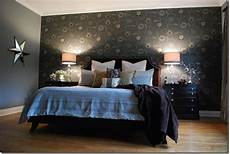 bedroom feature bedroom wallpaper feature wall 1 decor ideas