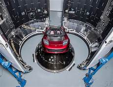 Spacex S Falcon Heavy To Launch Musk S Tesla Into Space On