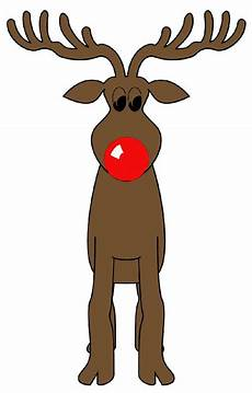 free rudolph reindeer pictures free clip