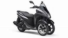 Yamaha Tricity Picture Galore Autoevolution