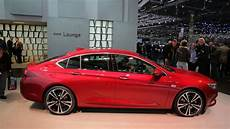 opel insignia limousine 2017 opel insignia grand limousine isn t all that outlandish