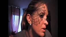 The Itsy Bitsy Spider Make Up Hilfe Ich Hab Eine Spinne