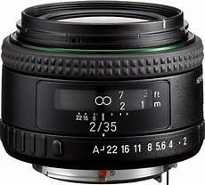 pentax 35mm pentax 35mm f 2 hd fa review