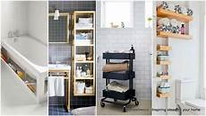 Bathroom Ideas Storage by 20 Smart Bathroom Storage Ideas That Will Impress You