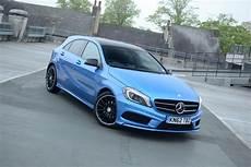 Mercedes A Class 200 Cdi Driven Taster For Diesel