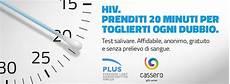test per l hiv a risposta rapida da plus plus onlus