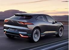 jaguar i pace suv electric concept the big picture