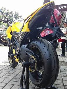Modifikasi All New Cb150r by Modifikasi All New Honda Cb150r Sf Ala Moge Blogotive