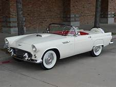 1956 Ford Thunderbird I Think This Is One Of The Most