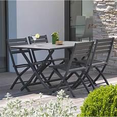 salon de jardin marius aluminium gris anthracite 4