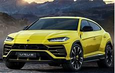 Lamborghini Et La Guerre Des Suv De Luxe Est