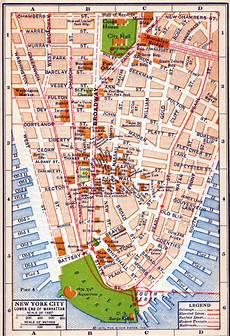 Stadtplan New York - knickerbocker depeyster on the map