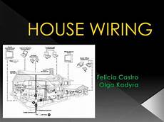 house wiring diagram ppt ppt house wiring powerpoint presentation free id 4143953
