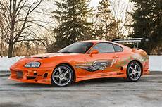 1993 Toyota Supra From Quot The Fast And The Furious Quot Sells