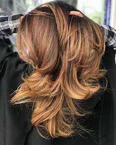 Die Gr 246 223 Ten Haarfarben Trends 2018 Haarfa Rbe2018