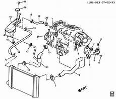 Hoses Pipes Radiator V6 3 1l