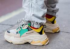 Will The Chunky Sneaker Trend Continue In 2018