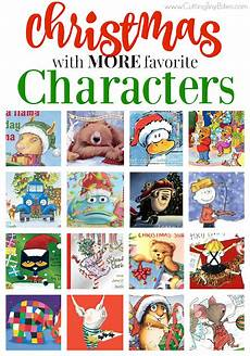 popular children s book characters list christmas with more favorite characters what can we do with paper and glue