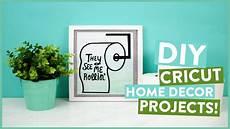 Home Decor Cricut Craft Ideas by Diy Cricut Home Decor Projects We Re Back