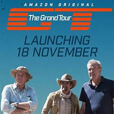 Clarkson S The Grand Tour Gets Launch Date