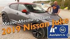 Meine Meinung Und Erfahrungen 2019 Nissan Juke Dig T 117