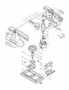 buy makita 9035n replacement tool parts makita 9035n other tools in makita electric sander