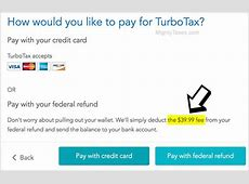 Turbotax Pay With Refund Fee 2020 Discount Price