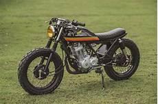 Honda Tmx Supremo Cafe Racer