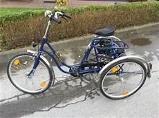 wulfhorst r4 dreirad fahrrad aus 1997 mit fichtel sachs