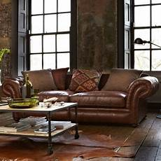 Distressed Leather Lounge Suite Must Lounge