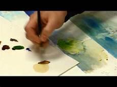 comment diluer de la peinture acrylique cours peinture 224 l huile comment faire un glacis sur