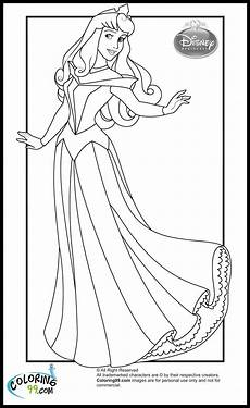 disney princess coloring pages and print