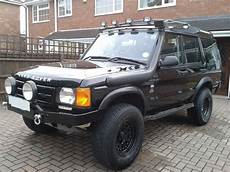 land rover discovery td5 land rover discovery 2 td5 es java black modified vgc