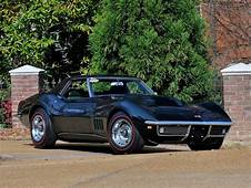 1969 Chevrolet C3 Corvette Stingray L88 427 Convertible