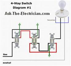 3 Way 4 Switch Wiring Diagram Ask The by 3way And 4way Switch Wiring Diagram