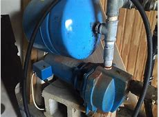 Irrigation well pump cycling after replacing sprinkler