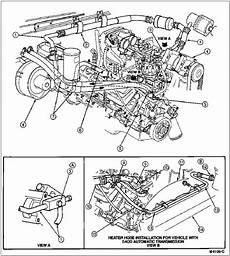 1997 ford 460 engine diagram 1996 bronco f series