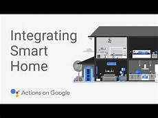 integrating smart home devices with the assistant