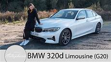 2019 Bmw 320d Limousine G20 Fahrbericht Noch Immer Die