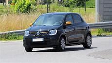 Essai De La Renault Twingo 3 2014 La Plus Allemande Des