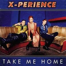 X Perience Take Me Home 1997 Cd Discogs