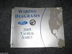 purchase 2005 ford taurus mercury wiring diagrams repair service manual motorcycle in